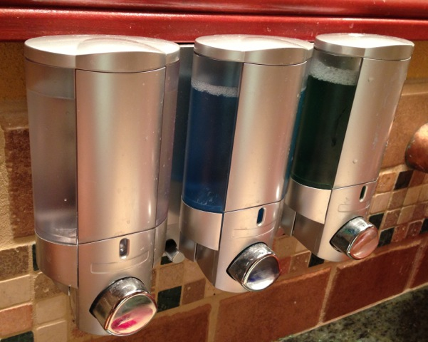 Complete Mouth Care System_user dispensing set up