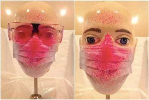 Dental splatter study